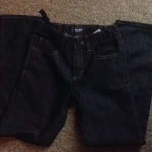 Old navy jeans boys